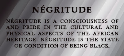 Negritude is the state or condition of being black.