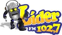 Rádio Líder FM 102,7 de Itaúna MG