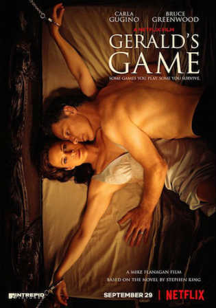 Geralds Game 2017 WEBRip 800MB Full English Movie Download 720p Watch Online Free bolly4u