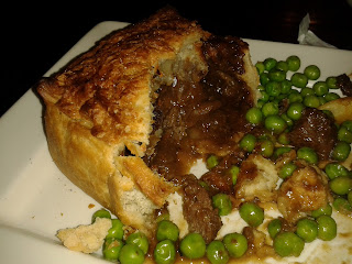 Wetherspoon Steak Pie Content