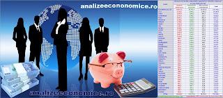 Topurile județelor după economiile nete ale populației și ale companiilor
