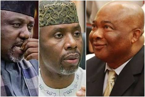 Okorocha & Son-in-law Defeated? Court Affirms Uzodinma As Imo APC Gov Candidate