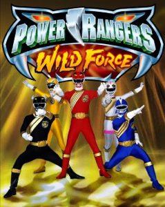 Power Rangers Força Animal Dublado