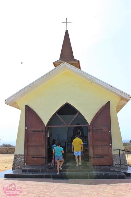 Capela Alto Vista em Aruba