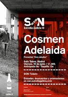 Concierto de Cosmen Adelaida en Sala Taboó