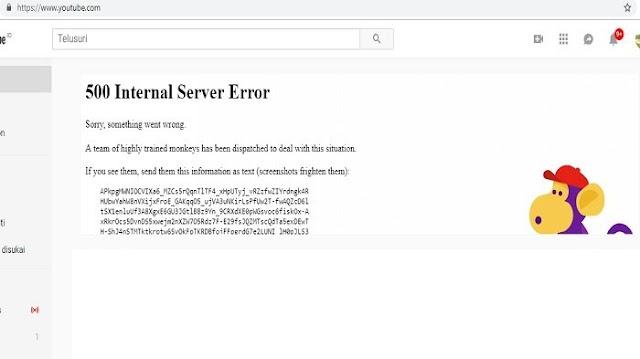 Tak Bisa Diakses, Tagar Youtube Down Jadi Trending Worldwide di Twitter