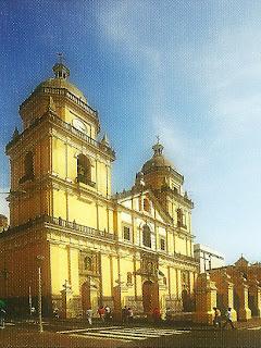 Iglesia de San Pedro, Lima
