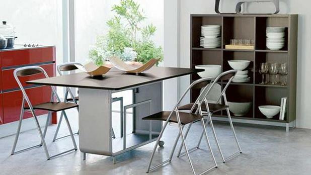 deco chambre interieur mod les pratiques de table manger pour les petits espaces. Black Bedroom Furniture Sets. Home Design Ideas