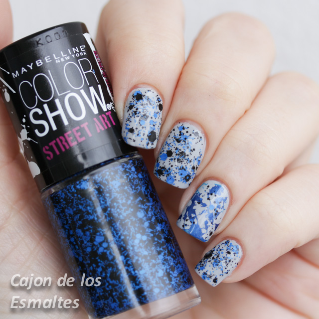 Maybelline Color Show Street Art - Nighttime Noise