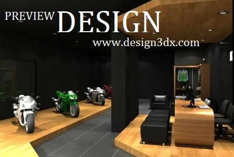 Preview Desain Showroom Bengkel Motor Yang Pernah Kita Buat Dengan Permintaan Konsep Minimalis Modern Terbaru Anda Butuh Renovasi Bangunan