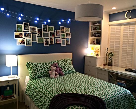 25 dormitorios juveniles para chicas m s chicos for Habitaciones juveniles chica
