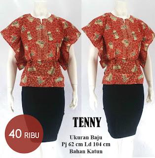 blouse-batik-tenny