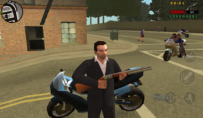 Grand Theft Auto: Liberty City Stories Apk Mod Android PPSSPP 1
