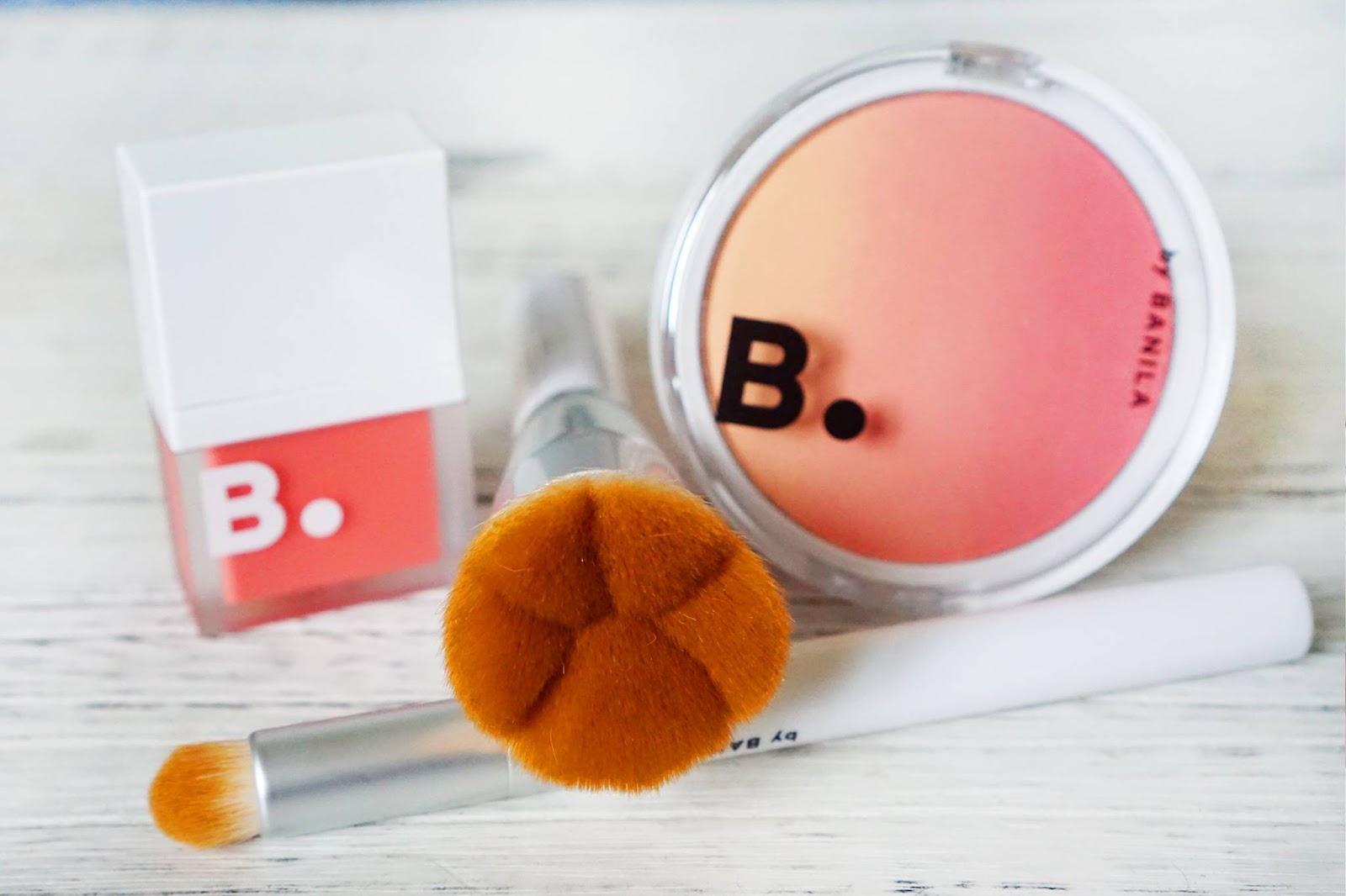 bdfebbb3693 而我係雜誌曾經介紹 (https   goo.gl TLf9tT) 的 B. by Banila 歌基肉球胭脂蜜粉掃及小尾巴眼影掃都係莎莎搵到。