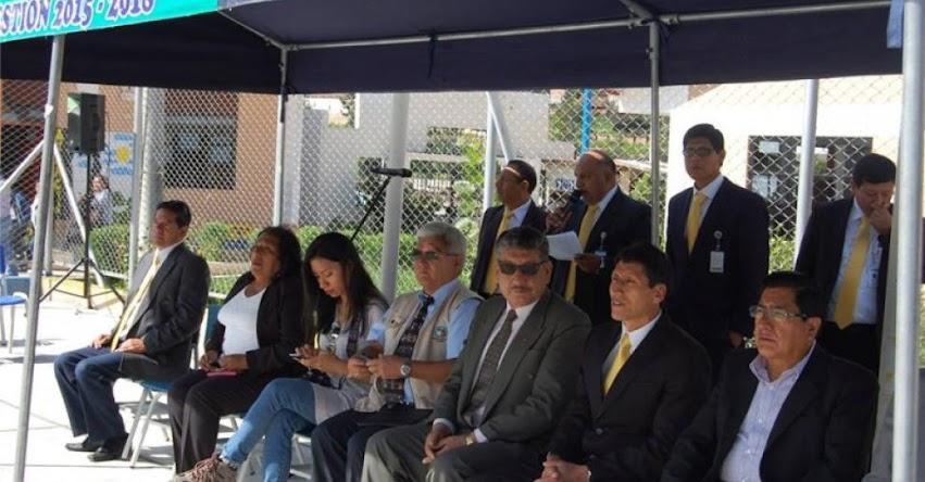 COAR: Colegio de Alto Rendimiento de Apurímac inició labores escolares en Chalhuanca