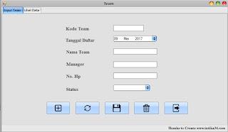 Aplikasi Sewa Lapangan Futsal Sederhana, Software Sewa Lapangan Futsal Sederhana, vb.net, visual studio