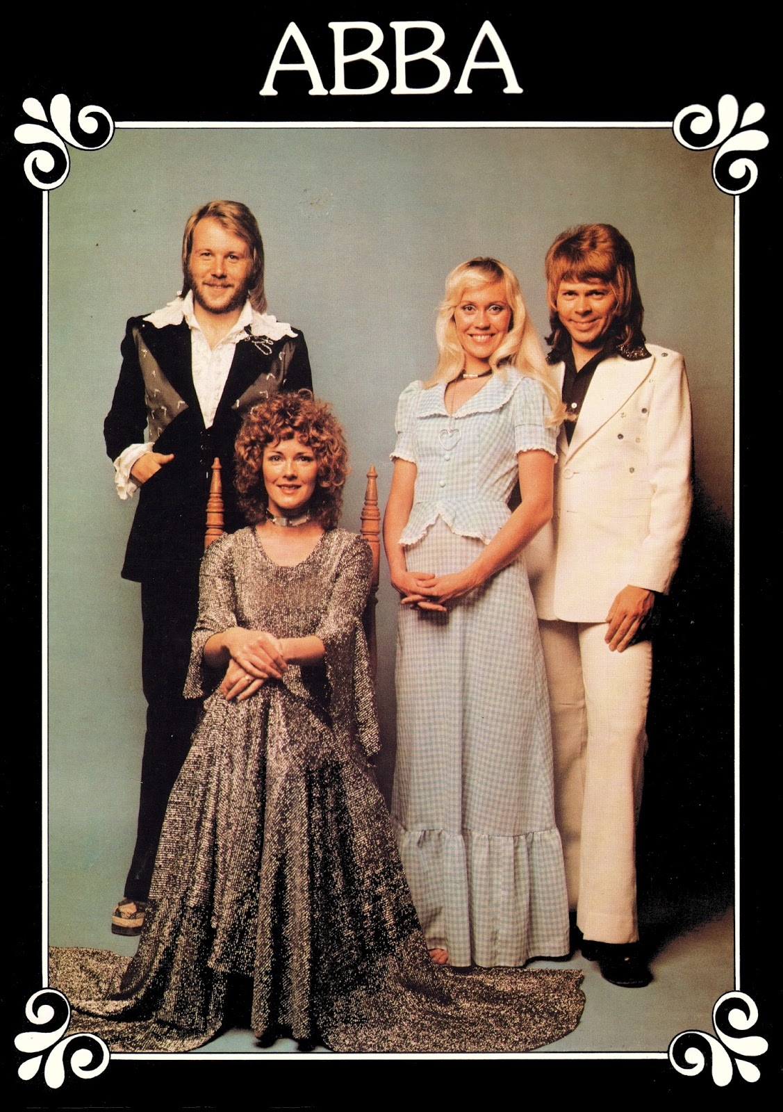 Best Of The Best 3 No Turning Back 1995: ABBAFanatic: 'The Best Of ABBA' Released In Australia