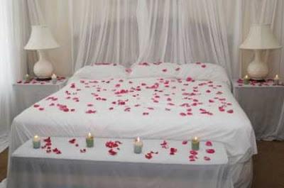 Asian Wedding Room Decoration