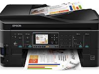 Epson Stylus Office BX635FWD Wireless Printer Setup