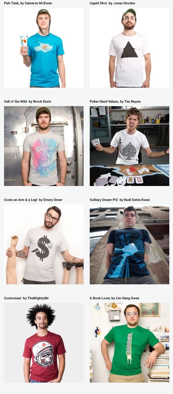 96 Desain Sablon Kaos Unik Keren untuk Inspirasi Distro