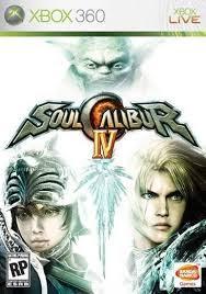 Soul Calibur IV (X-BOX360) 2008