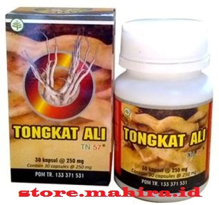 Jual Herbal Kapsul Tongkat Ali TN Toga Nusantara
