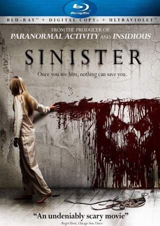 Sinister 2012 Dual Audio Hindi 350MB BluRay ESubs 480p
