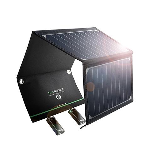 Chargeur panneau solaire pliable meilleure vente
