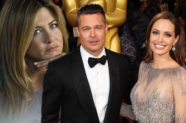 Jennifer Aniston fala sobre os filhos de Brad Pitt - MichellHilton.com