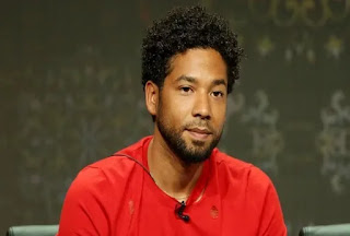 Jussie SmollettThe smuggling of hate crimes, the accusation of having committed the crime, is to attack itself.