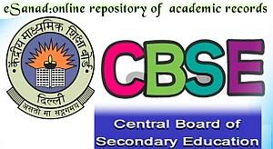 CBSE launches eSanad for online document verification
