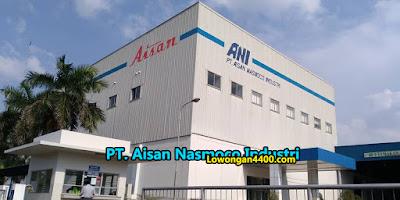 Lowongan PT Aisan Nasmoco Industri Kawasan EJIP Info Loker 2020