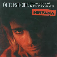 Outcesticide 1 : In Memory of Kurt Cobain art sound blog bootleg nirvana musique pirate