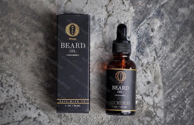 Foto Ombak Beard Oil Ayoeshop