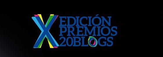 """Vota por PuroIngenio en la """"X"""" Edición de los Premios 20Blogs"""