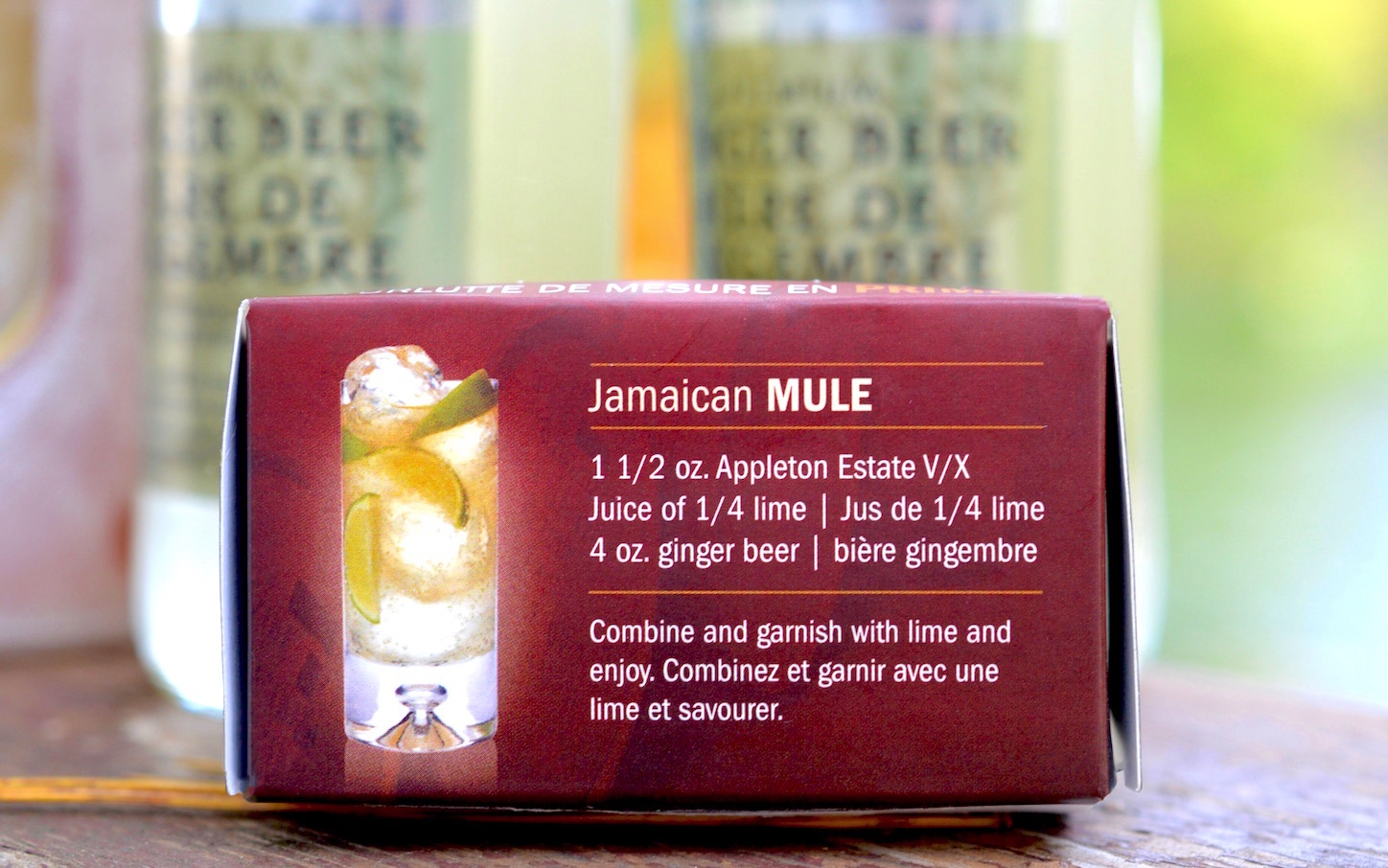 Jamaican  mule recipe