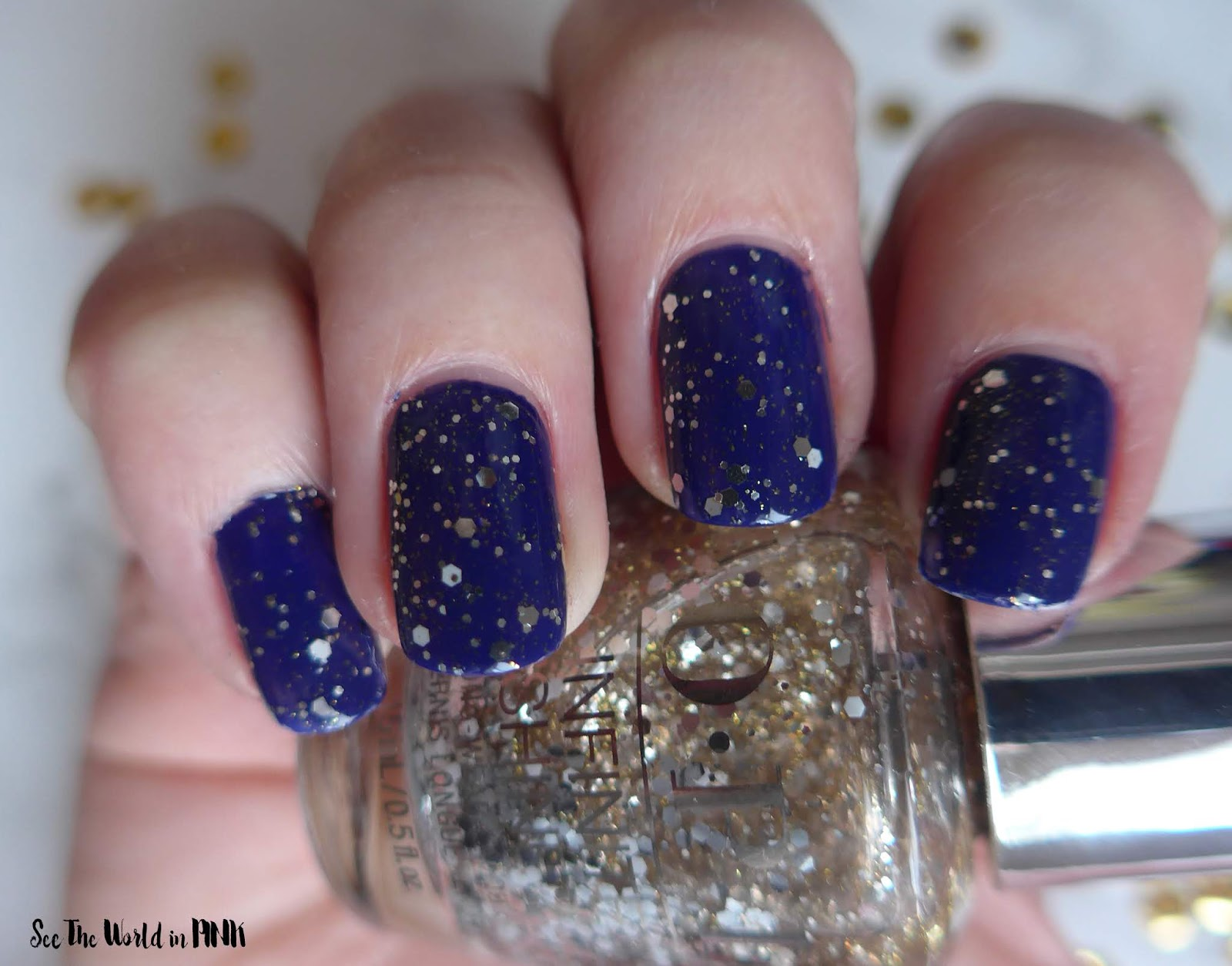 OPI The Nutcracker and the Four Realms Collection ~ Dreams On A Silver Platter