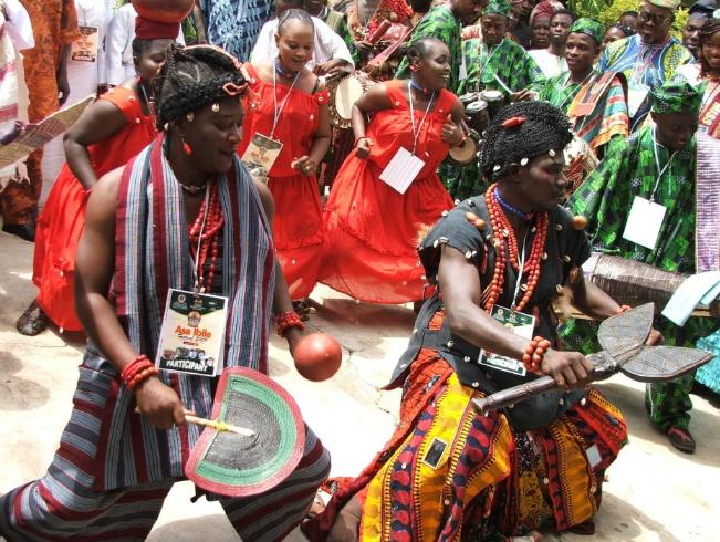evil spirits nigerian culture