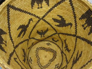 Tohono basket repair, Native American basket, art conservation, laboratory, historic, archival storage