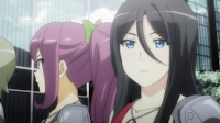 Schoolgirl Strikers: Animation Channel Episode 8 Subtitle Indonesia