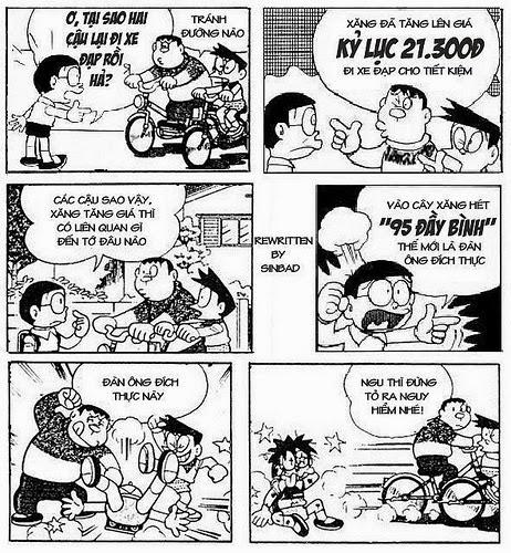 Tổng hợp truyện Doremon, Nobita chế hài VL 18+ (Phần 7