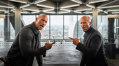 Hobbs And Shaw Jason Statham Dwayne Johnson Image 7