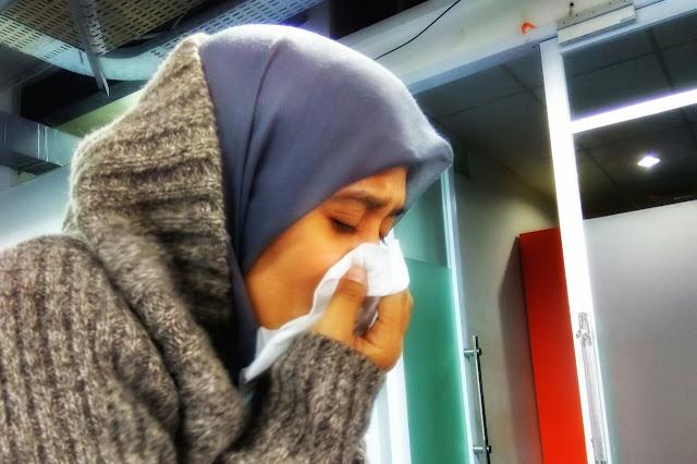 Waspadai, Pemicu Alergi di Sekitar Kita