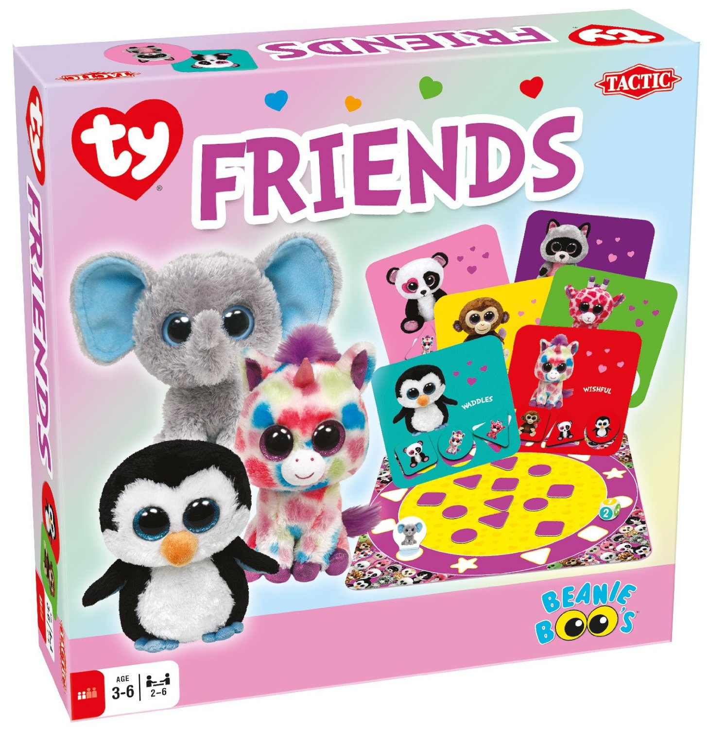 Popular Product Reviews by Amy: TY Beanie Boos Friends Board