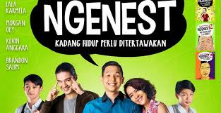 Lirik : The Overtunes - Mungkin (OST. Ngenest)