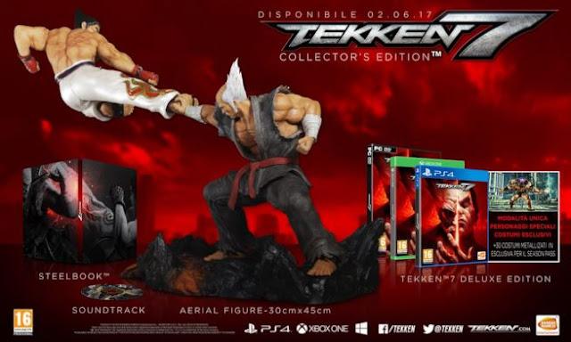 tekken 7 screen-shot