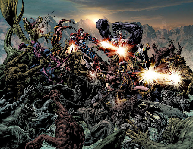 MARVEL Rencanakan Film Dark Avengers - JokerMovie