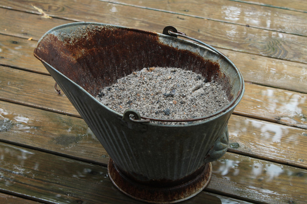 Gardening Tips for Small Spaces: Wood Ashes for Your Garden