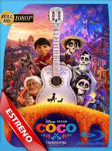 Coco (2017)HD [1080p] Latino [GoogleDrive] SilvestreHD