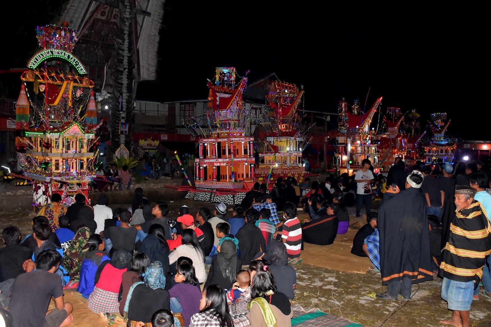 Ritual Pemakaman Yang Unik Dari Suku Toraja,Ma' Lantang Pangngan